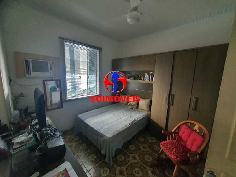 QUARTO - Casa 3 quartos à venda Engenho de Dentro, Rio de Janeiro - R$ 500.000 - TJCA30061 - 10