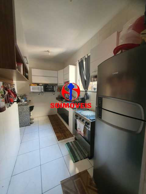 COZINHA - Casa 3 quartos à venda Engenho de Dentro, Rio de Janeiro - R$ 500.000 - TJCA30061 - 5