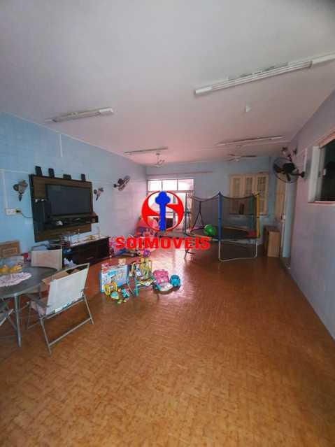 GRANDE SALÃO - Casa 3 quartos à venda Engenho de Dentro, Rio de Janeiro - R$ 500.000 - TJCA30061 - 14