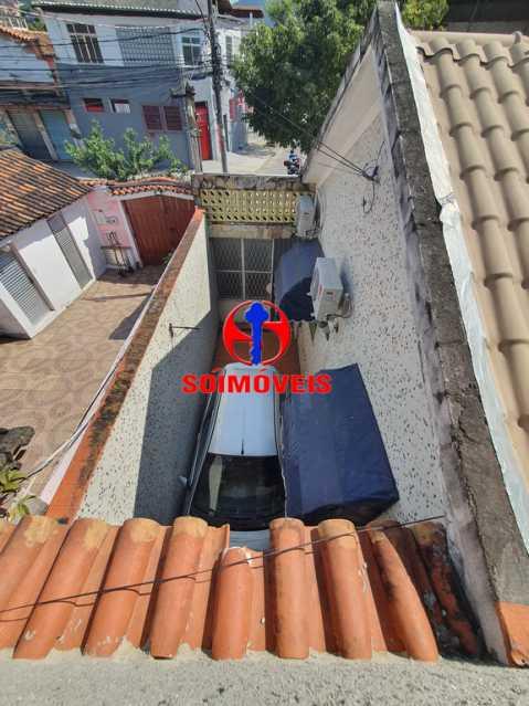 VISTA - Casa 3 quartos à venda Engenho de Dentro, Rio de Janeiro - R$ 500.000 - TJCA30061 - 28