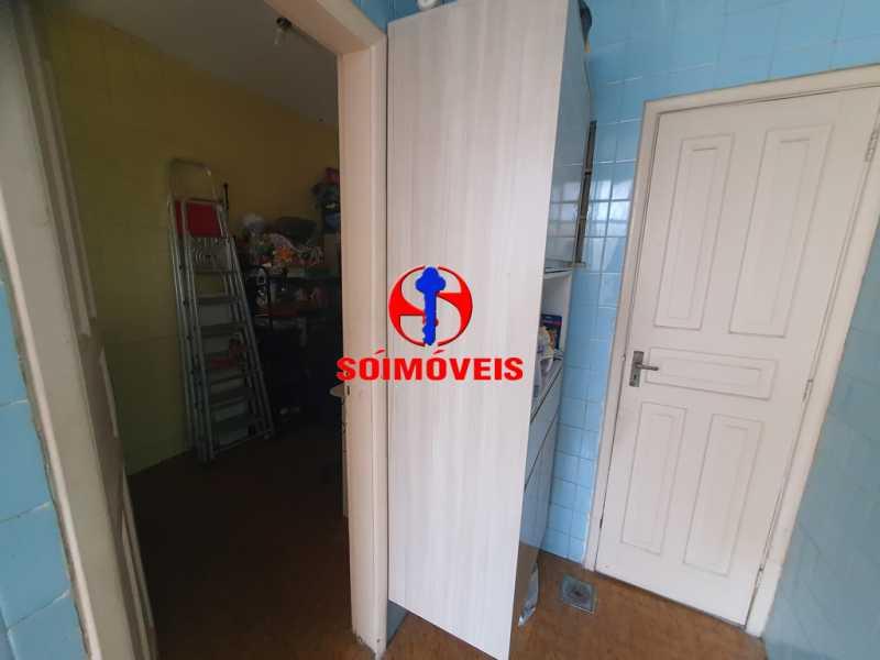 DEPENÊNCIA - Casa 3 quartos à venda Engenho de Dentro, Rio de Janeiro - R$ 500.000 - TJCA30061 - 20