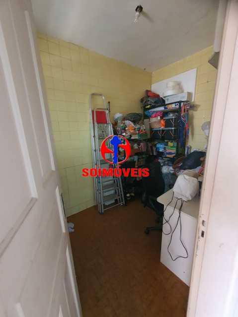DEPENDÊNCIA - Casa 3 quartos à venda Engenho de Dentro, Rio de Janeiro - R$ 500.000 - TJCA30061 - 21