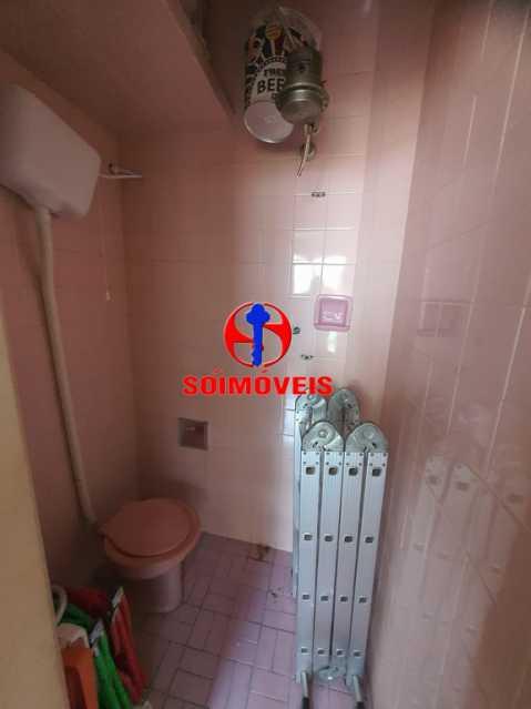 DEPENDÊNCIA - Casa 3 quartos à venda Engenho de Dentro, Rio de Janeiro - R$ 500.000 - TJCA30061 - 22