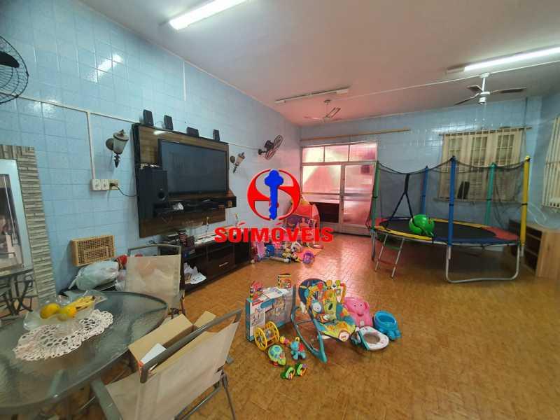 GRANDE SALÃO - Casa 3 quartos à venda Engenho de Dentro, Rio de Janeiro - R$ 500.000 - TJCA30061 - 15
