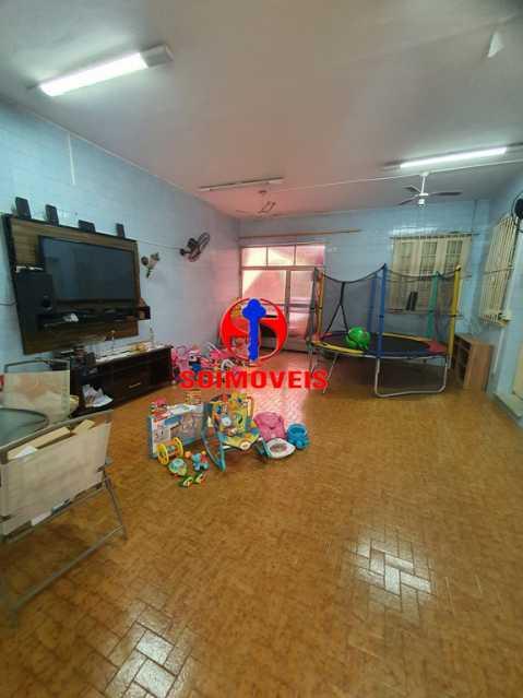 GRANDE SALÃO - Casa 3 quartos à venda Engenho de Dentro, Rio de Janeiro - R$ 500.000 - TJCA30061 - 16