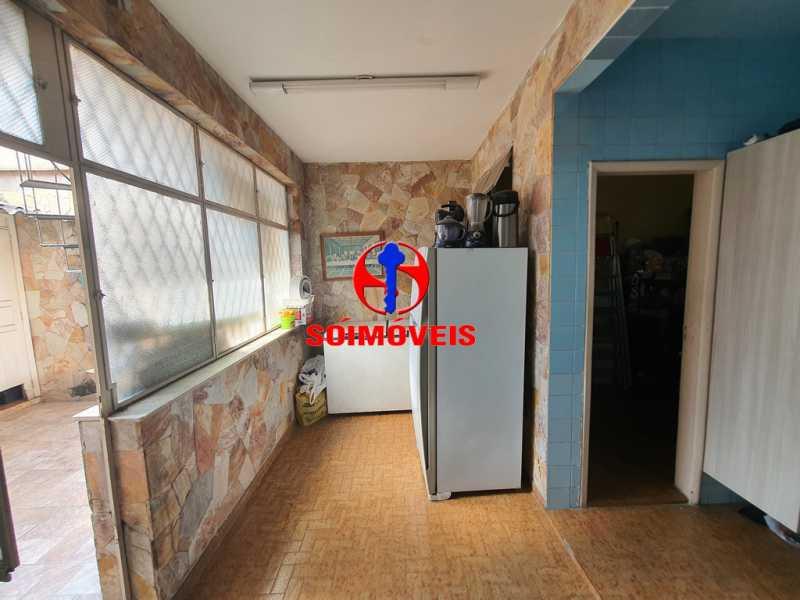 DEPENDÊNCIA - Casa 3 quartos à venda Engenho de Dentro, Rio de Janeiro - R$ 500.000 - TJCA30061 - 19