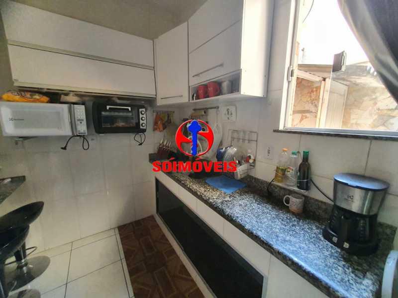 COZINHA - Casa 3 quartos à venda Engenho de Dentro, Rio de Janeiro - R$ 500.000 - TJCA30061 - 6