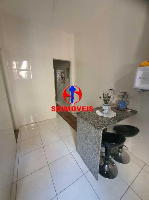 COZINHA - Casa 3 quartos à venda Engenho de Dentro, Rio de Janeiro - R$ 500.000 - TJCA30061 - 7