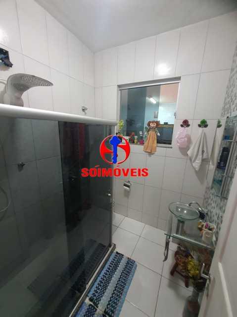 BANHEIRO - Casa 3 quartos à venda Engenho de Dentro, Rio de Janeiro - R$ 500.000 - TJCA30061 - 12