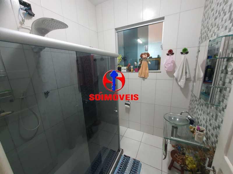 BANHEIRO - Casa 3 quartos à venda Engenho de Dentro, Rio de Janeiro - R$ 500.000 - TJCA30061 - 13