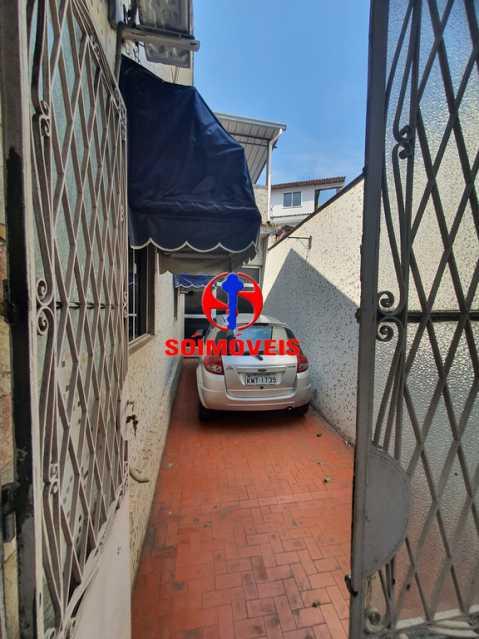 GARAGEM PARA 2 CARROS - Casa 3 quartos à venda Engenho de Dentro, Rio de Janeiro - R$ 500.000 - TJCA30061 - 29