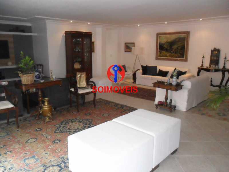 sl - Apartamento 3 quartos à venda Barra da Tijuca, Rio de Janeiro - R$ 2.780.000 - TJAP30511 - 3