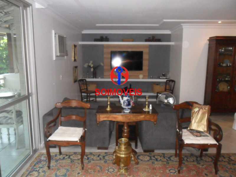 sl - Apartamento 3 quartos à venda Barra da Tijuca, Rio de Janeiro - R$ 2.780.000 - TJAP30511 - 4