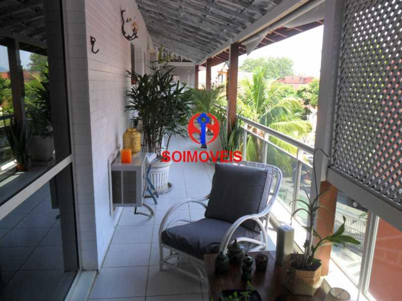 var - Apartamento 3 quartos à venda Barra da Tijuca, Rio de Janeiro - R$ 2.780.000 - TJAP30511 - 10