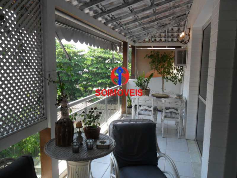 var - Apartamento 3 quartos à venda Barra da Tijuca, Rio de Janeiro - R$ 2.780.000 - TJAP30511 - 9