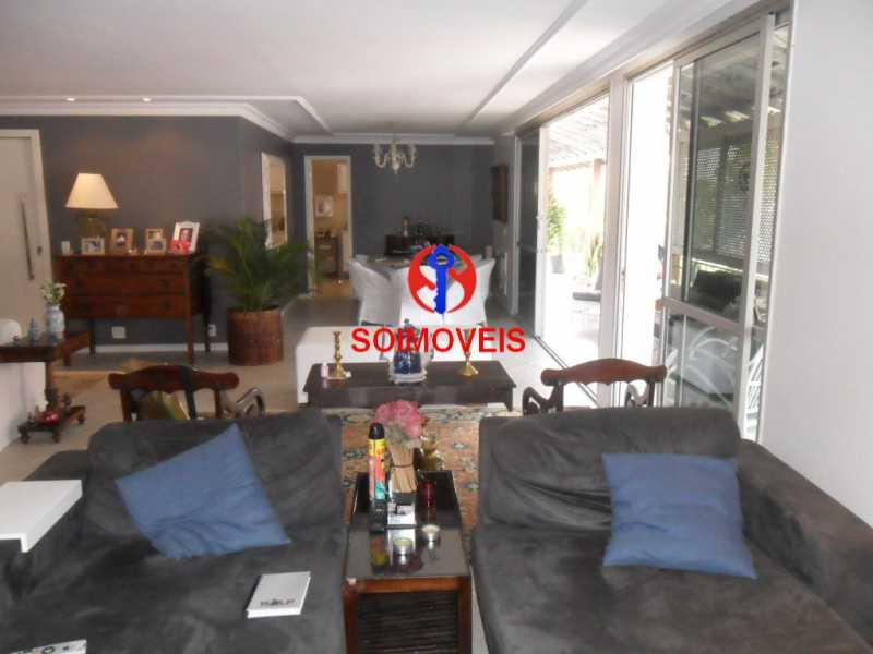 sl - Apartamento 3 quartos à venda Barra da Tijuca, Rio de Janeiro - R$ 2.780.000 - TJAP30511 - 5