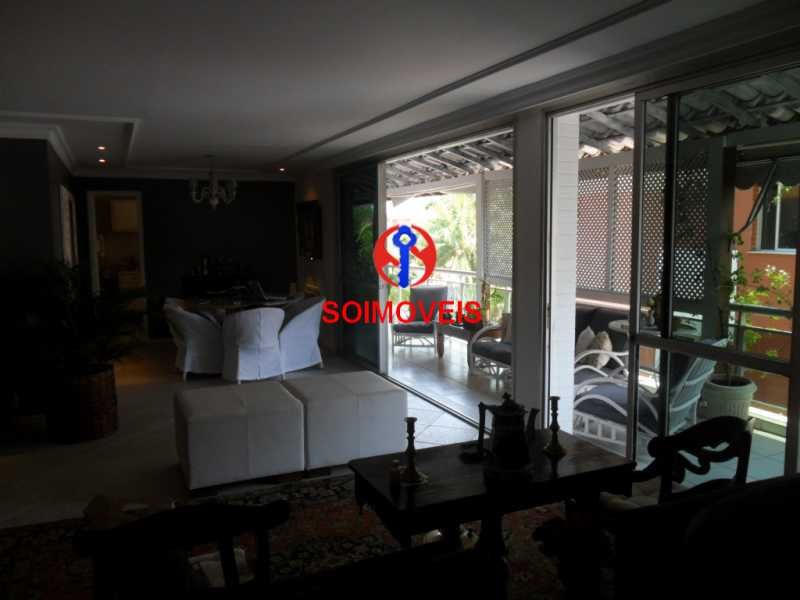 sl - Apartamento 3 quartos à venda Barra da Tijuca, Rio de Janeiro - R$ 2.780.000 - TJAP30511 - 6