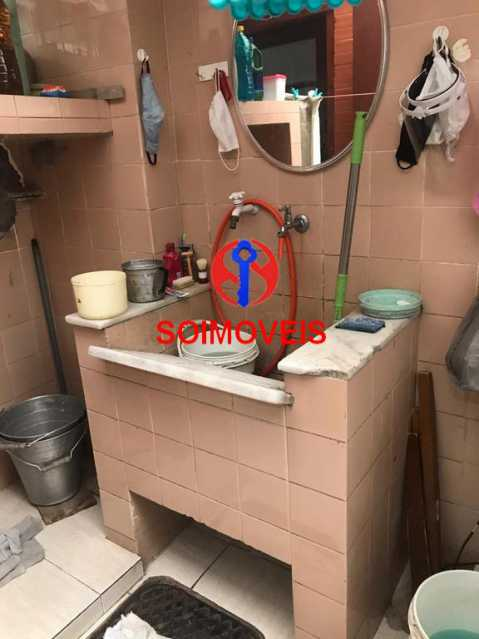 Área de serviço - Casa em Condomínio 3 quartos à venda Cachambi, Rio de Janeiro - R$ 690.000 - TJCN30014 - 6