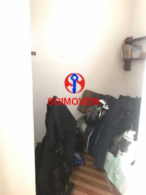 Quarto de serviço - Casa em Condomínio 3 quartos à venda Cachambi, Rio de Janeiro - R$ 690.000 - TJCN30014 - 7