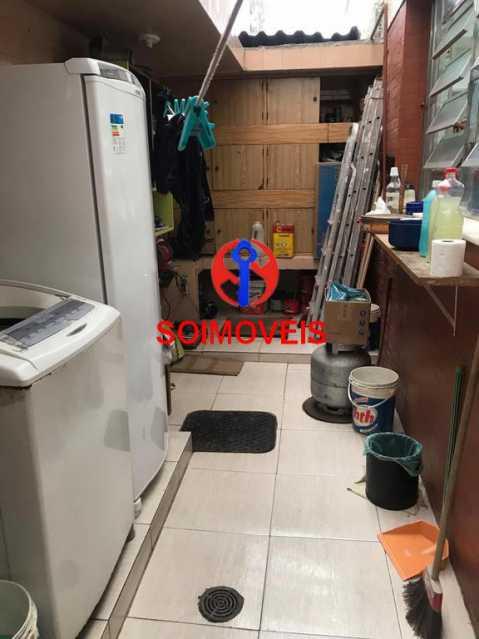 Área de serviço - Casa em Condomínio 3 quartos à venda Cachambi, Rio de Janeiro - R$ 690.000 - TJCN30014 - 5