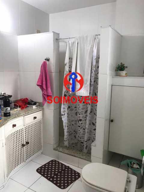 Banheiro social - Casa em Condomínio 3 quartos à venda Cachambi, Rio de Janeiro - R$ 690.000 - TJCN30014 - 17