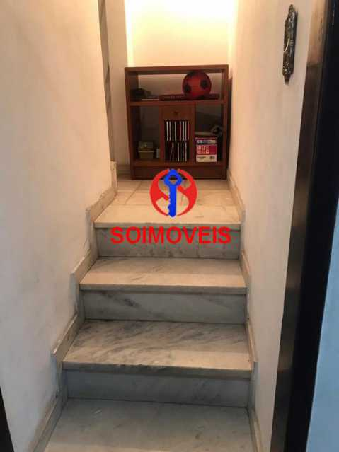 Acesso ao terraço - Casa em Condomínio 3 quartos à venda Cachambi, Rio de Janeiro - R$ 690.000 - TJCN30014 - 18