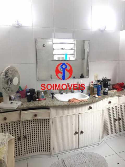Banheiro social - Casa em Condomínio 3 quartos à venda Cachambi, Rio de Janeiro - R$ 690.000 - TJCN30014 - 16