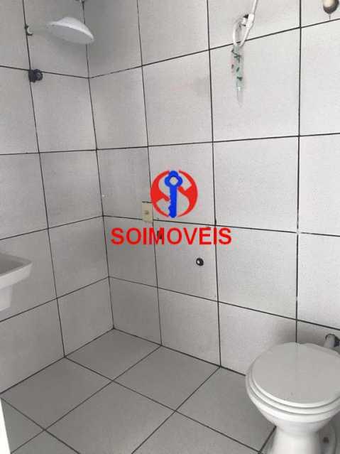Banheiro do terraço - Casa em Condomínio 3 quartos à venda Cachambi, Rio de Janeiro - R$ 690.000 - TJCN30014 - 22