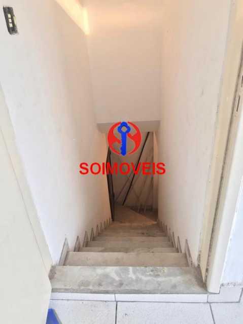 Acesso ao terraço - Casa em Condomínio 3 quartos à venda Cachambi, Rio de Janeiro - R$ 690.000 - TJCN30014 - 19