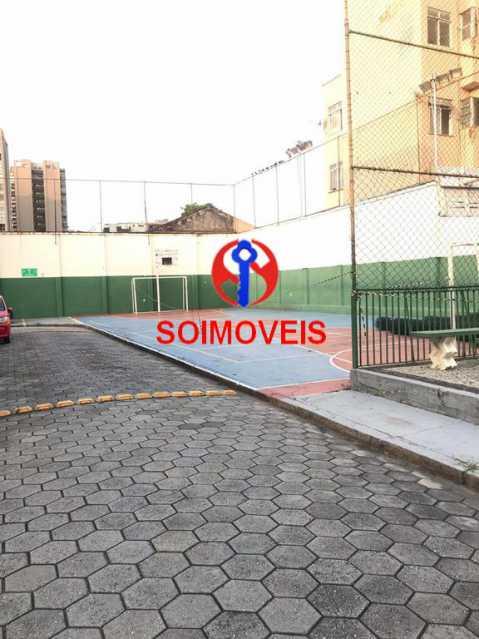 Quadra poliesportiva - Casa em Condomínio 3 quartos à venda Cachambi, Rio de Janeiro - R$ 690.000 - TJCN30014 - 23