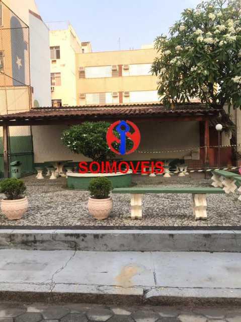 Área de lazer - Casa em Condomínio 3 quartos à venda Cachambi, Rio de Janeiro - R$ 690.000 - TJCN30014 - 24