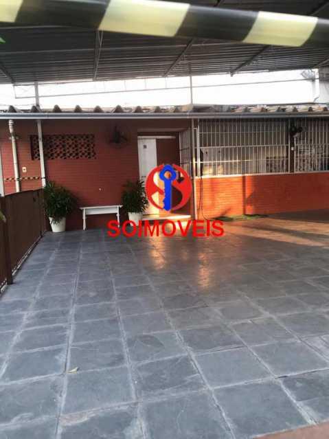Salão de festa  - Casa em Condomínio 3 quartos à venda Cachambi, Rio de Janeiro - R$ 690.000 - TJCN30014 - 26
