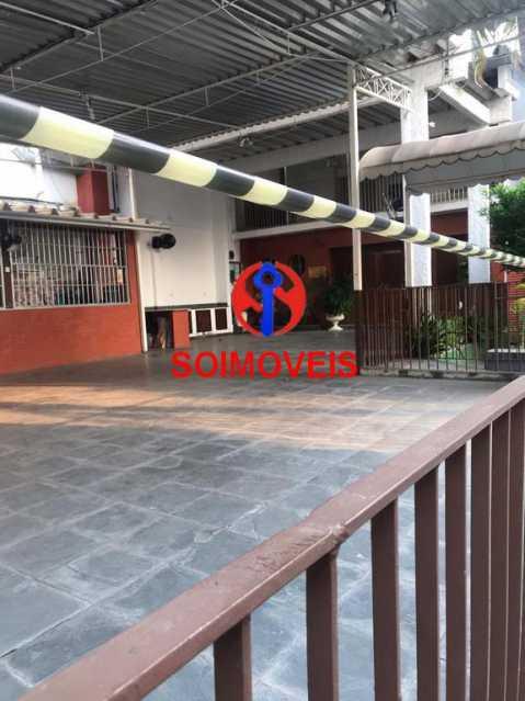 Salão de festa  - Casa em Condomínio 3 quartos à venda Cachambi, Rio de Janeiro - R$ 690.000 - TJCN30014 - 27