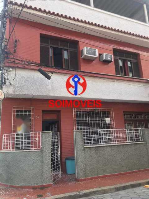 Fachada - Casa em Condomínio 3 quartos à venda Cachambi, Rio de Janeiro - R$ 690.000 - TJCN30014 - 28