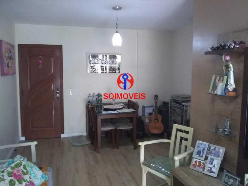TS1 Cópia - Apartamento 1 quarto à venda Vila Isabel, Rio de Janeiro - R$ 320.000 - TJAP10258 - 1