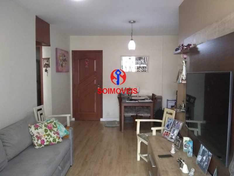 TS2 Cópia - Apartamento 1 quarto à venda Vila Isabel, Rio de Janeiro - R$ 320.000 - TJAP10258 - 3