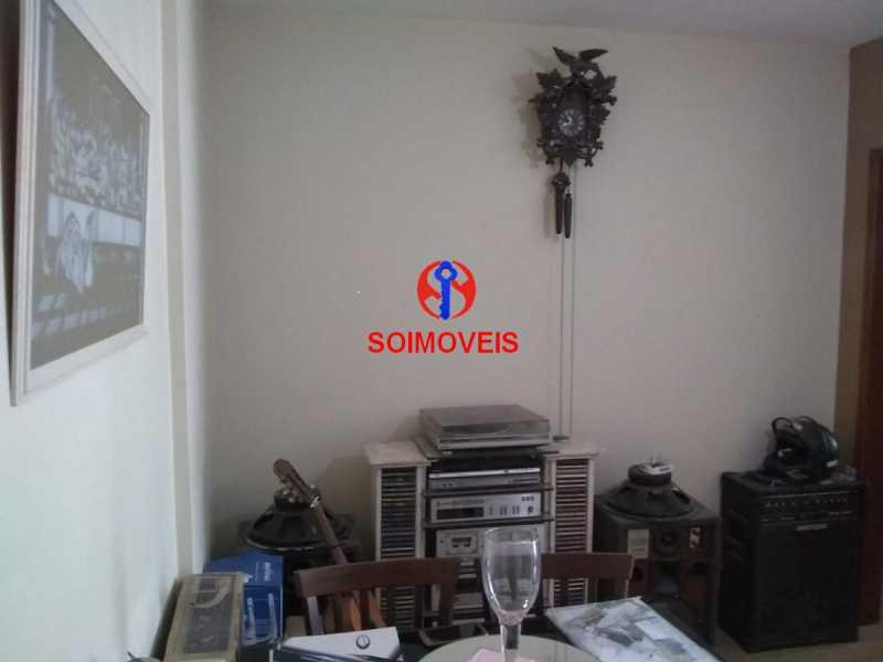 TS4 Cópia - Apartamento 1 quarto à venda Vila Isabel, Rio de Janeiro - R$ 320.000 - TJAP10258 - 5