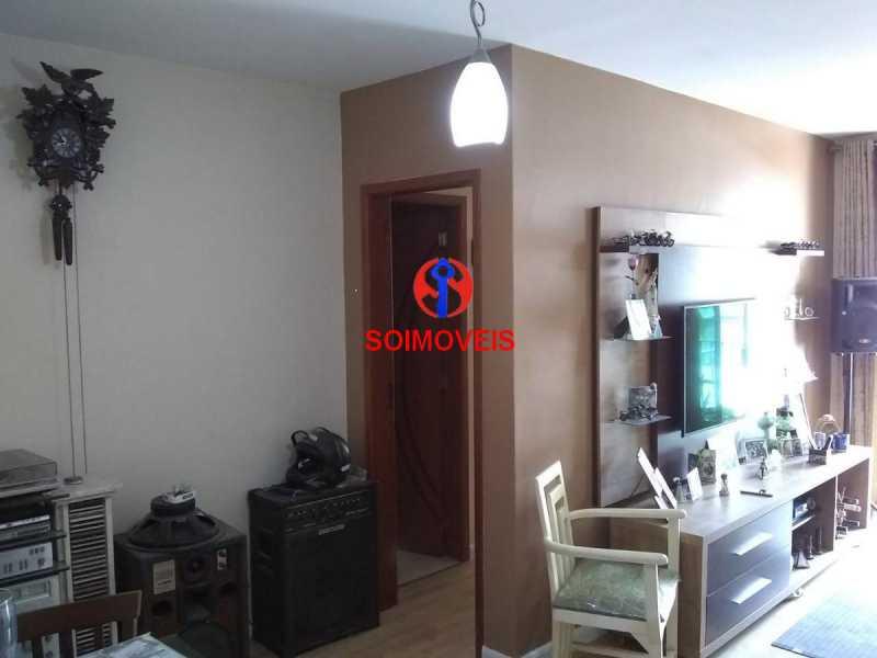 TS5 Cópia - Apartamento 1 quarto à venda Vila Isabel, Rio de Janeiro - R$ 320.000 - TJAP10258 - 4