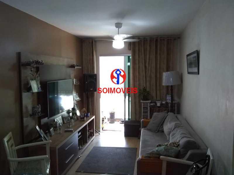 TS6 Cópia - Apartamento 1 quarto à venda Vila Isabel, Rio de Janeiro - R$ 320.000 - TJAP10258 - 7