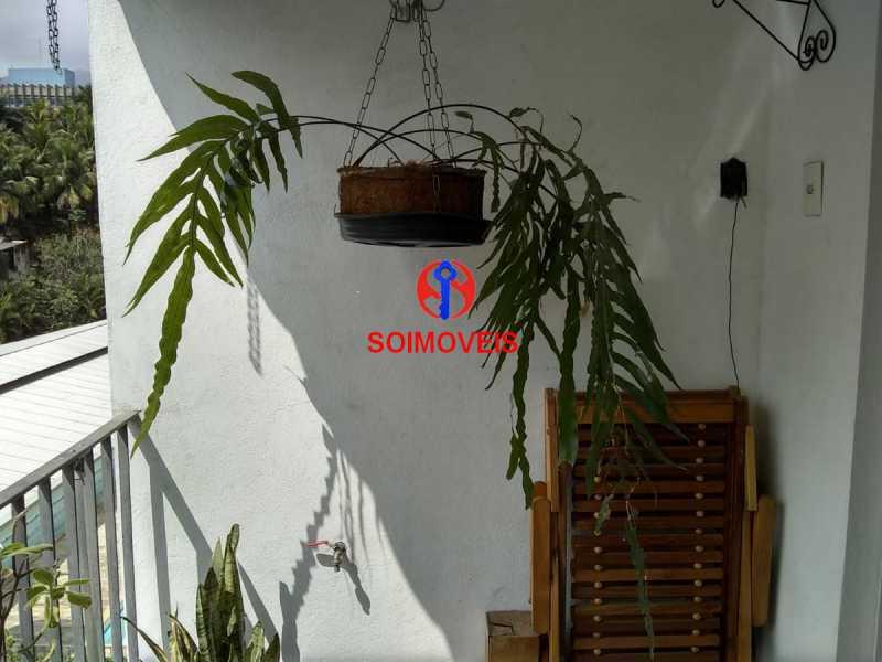 TS8 Cópia - Apartamento 1 quarto à venda Vila Isabel, Rio de Janeiro - R$ 320.000 - TJAP10258 - 8