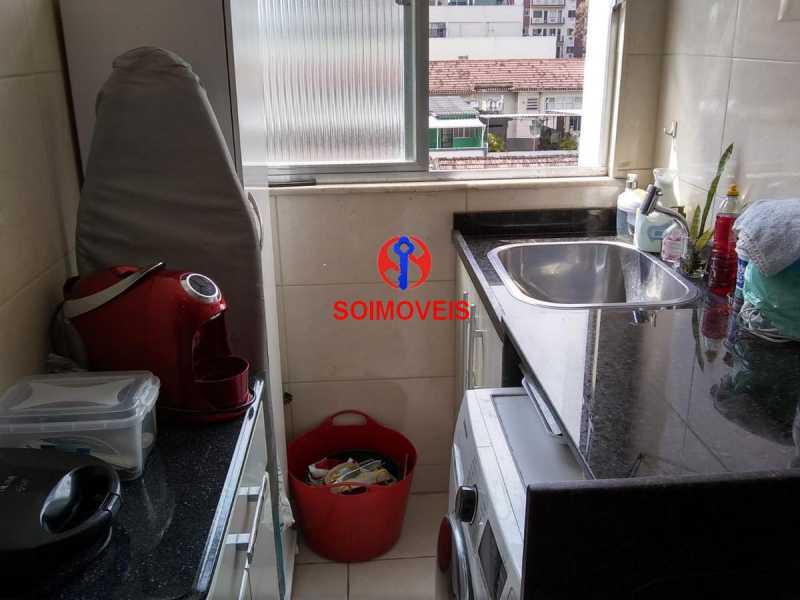 TS15 Cópia - Apartamento 1 quarto à venda Vila Isabel, Rio de Janeiro - R$ 320.000 - TJAP10258 - 20