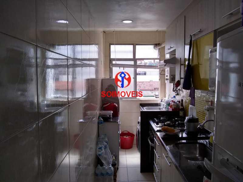 TS17 Cópia - Apartamento 1 quarto à venda Vila Isabel, Rio de Janeiro - R$ 320.000 - TJAP10258 - 18