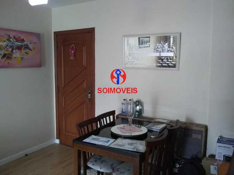 TS18 Cópia - Apartamento 1 quarto à venda Vila Isabel, Rio de Janeiro - R$ 320.000 - TJAP10258 - 6