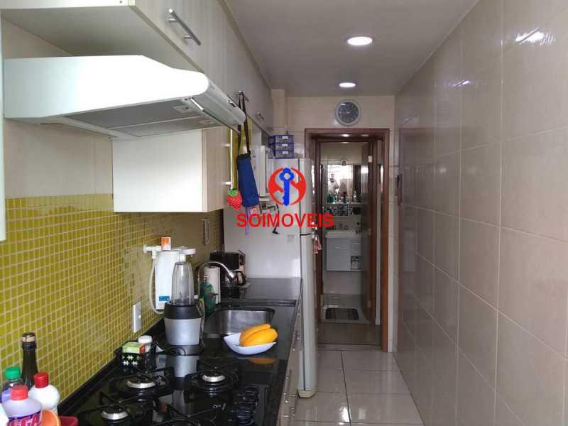 TS19 Cópia - Apartamento 1 quarto à venda Vila Isabel, Rio de Janeiro - R$ 320.000 - TJAP10258 - 19
