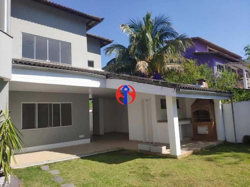 imagem7 Cópia - Casa em Condomínio 4 quartos à venda Vargem Pequena, Rio de Janeiro - R$ 900.000 - TJCN40005 - 5