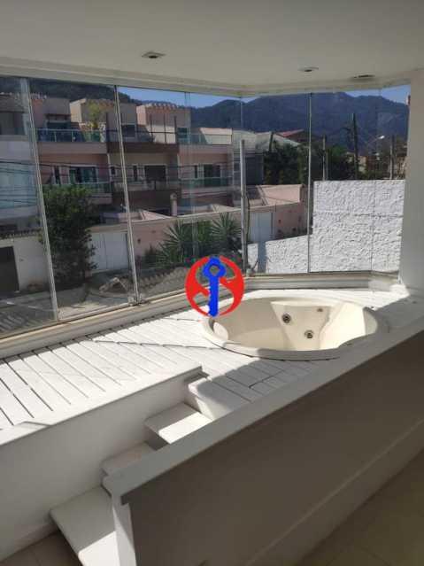 imagem34 Cópia - Casa em Condomínio 4 quartos à venda Vargem Pequena, Rio de Janeiro - R$ 900.000 - TJCN40005 - 22
