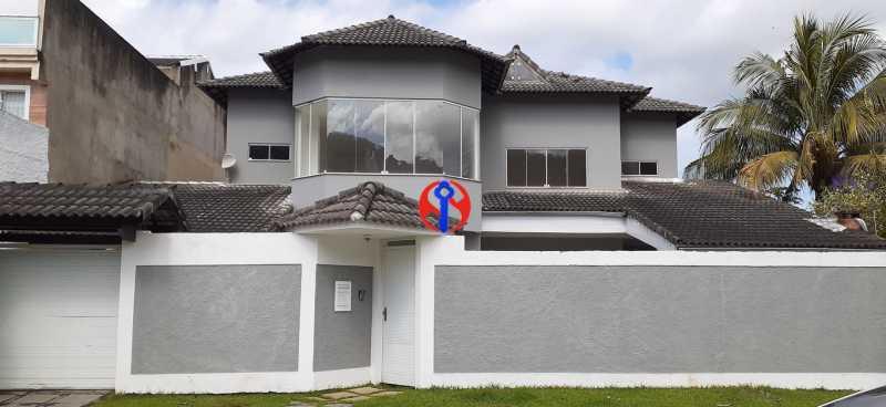 FACHADA1 Cópia - Casa em Condomínio 4 quartos à venda Vargem Pequena, Rio de Janeiro - R$ 900.000 - TJCN40005 - 4