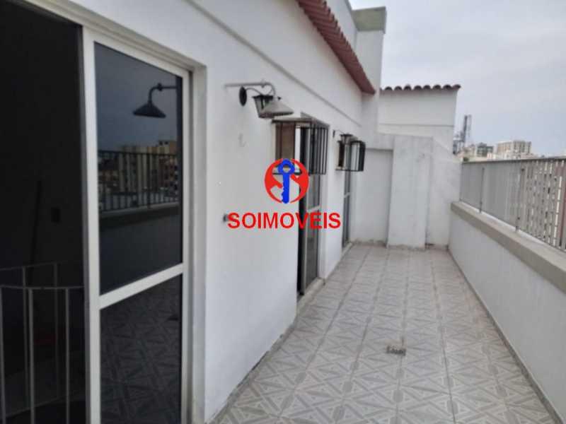 ter - Cobertura 2 quartos à venda Méier, Rio de Janeiro - R$ 399.000 - TJCO20034 - 26