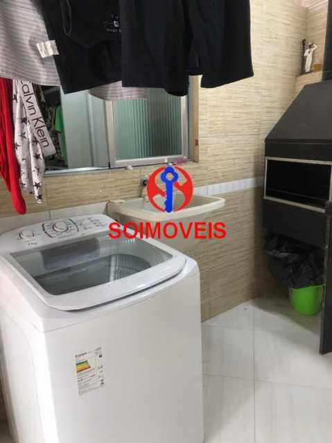 ar - Apartamento 2 quartos à venda Méier, Rio de Janeiro - R$ 280.000 - TJAP21152 - 20