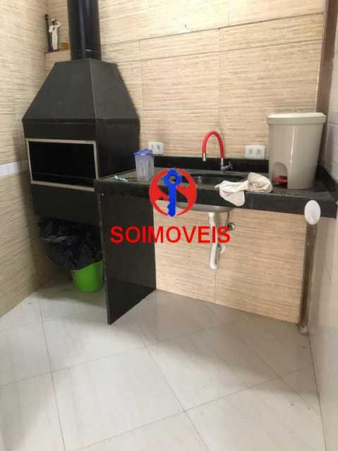 ar - Apartamento 2 quartos à venda Méier, Rio de Janeiro - R$ 280.000 - TJAP21152 - 21